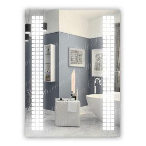 Зеркало с Led подсветкой D13 (600×800мм)