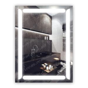 Зеркало с Led подсветкой D17 (600×800мм)