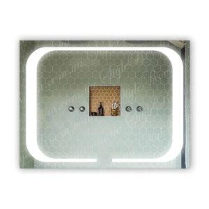 Зеркало с Led подсветкой D46 (800×600мм)