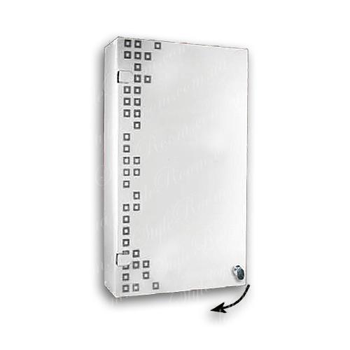 Зеркальный шкаф для ванной Ш806 (400×700мм)