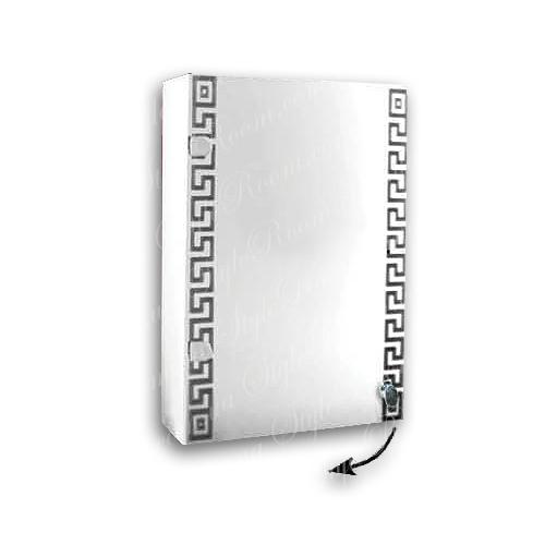 Зеркальный шкаф для ванной Ш830 (365×535мм)