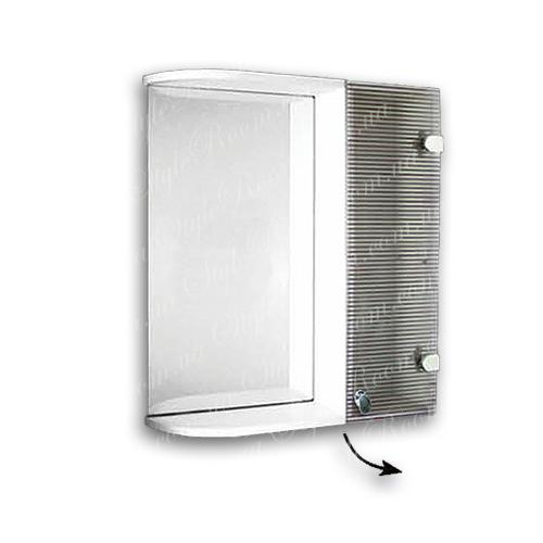 Зеркальный шкаф для ванной Ш848 (535×640мм)