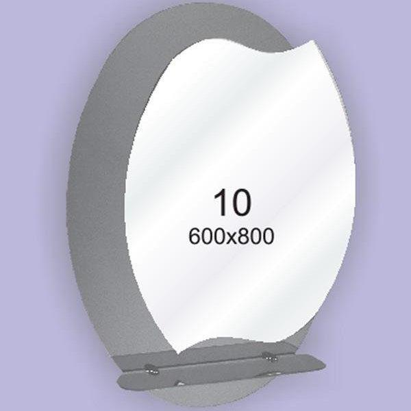 Зеркало для ванной комнаты F10 (600х800мм)