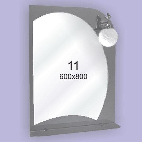 Зеркало для ванной комнаты F11 (600х800мм)