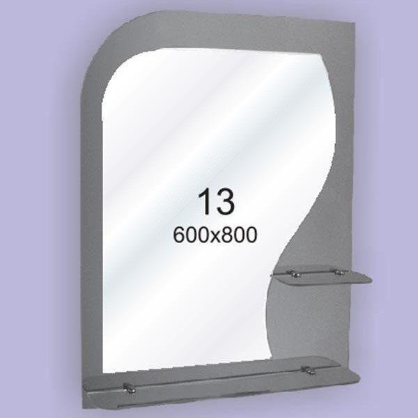 Зеркало для ванной комнаты F13 (600х800мм)