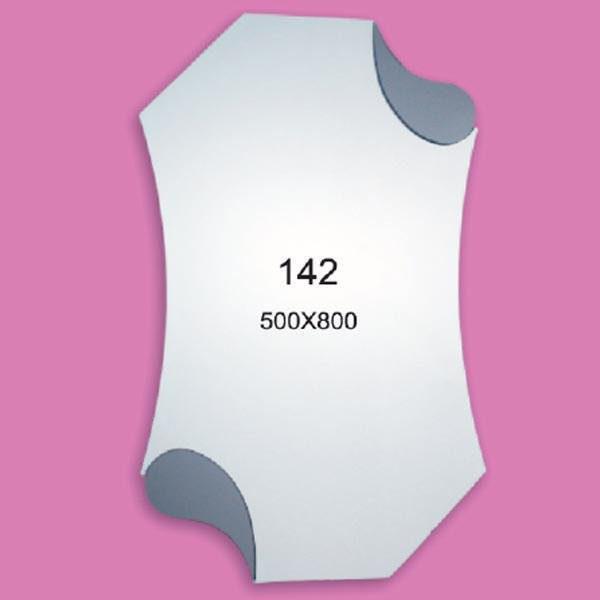 Зеркало для ванной комнаты F142 (500х800мм)