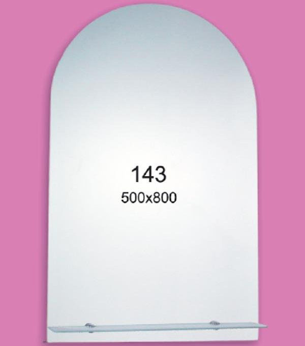 Зеркало для ванной комнаты F143 (500х800мм)