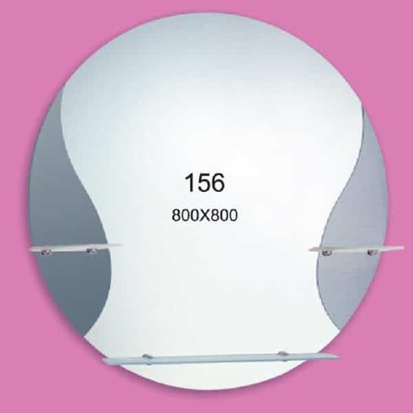 Зеркало для ванной комнаты F156 (800х800мм)