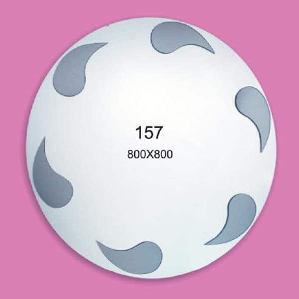 Зеркало для ванной комнаты F157 (800х800мм)