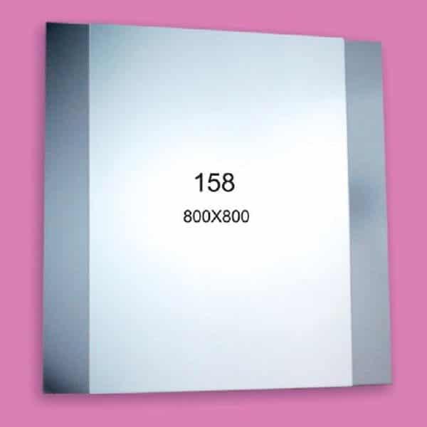 Зеркало для ванной комнаты F158 (800х800мм)