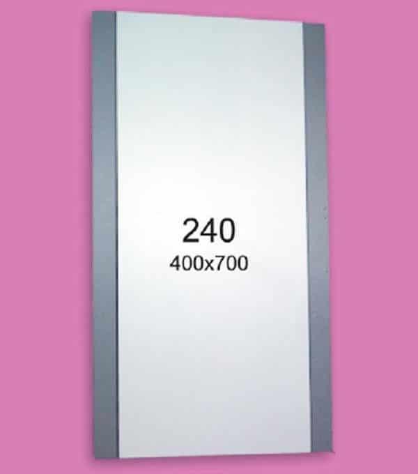 Зеркало для ванной комнаты F240 (400х700мм)
