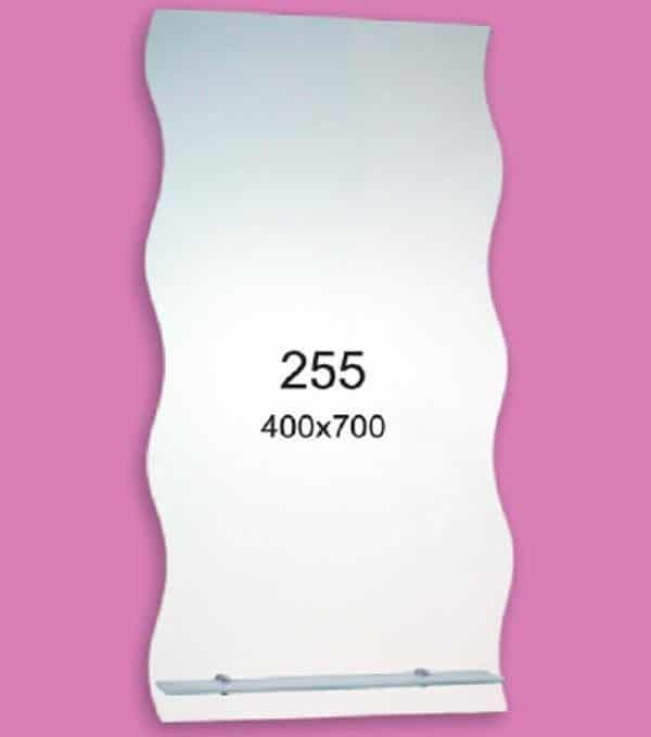 Зеркало для ванной комнаты F255 (400х700мм)