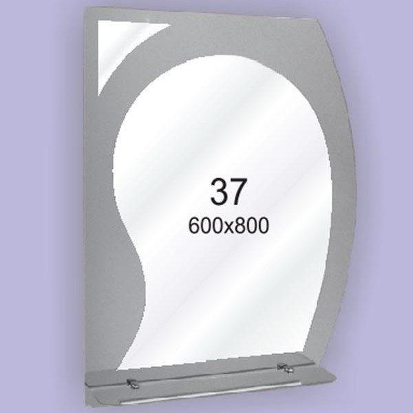 Зеркало для ванной комнаты F37 (600х800мм)