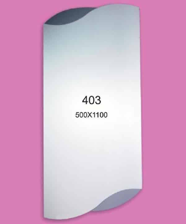 Зеркало для комнаты F403 (500х1100мм)