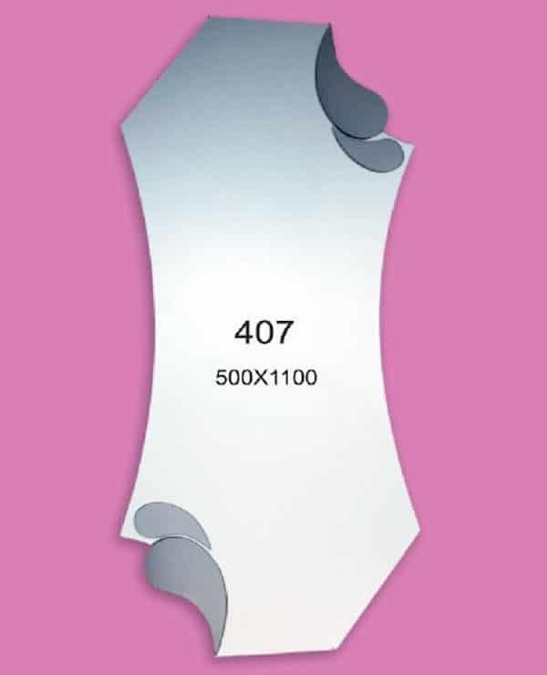 Зеркало для комнаты F407 (500х1100мм)