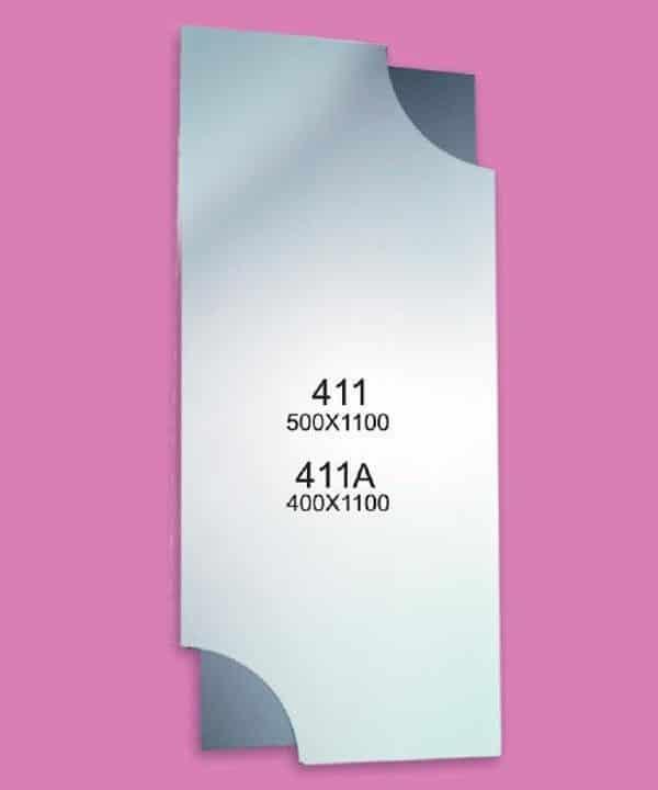 Зеркало для комнаты F411 (500х1100мм)