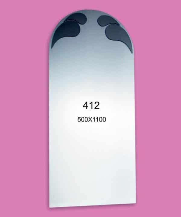Зеркало для комнаты F412 (500х1100мм)