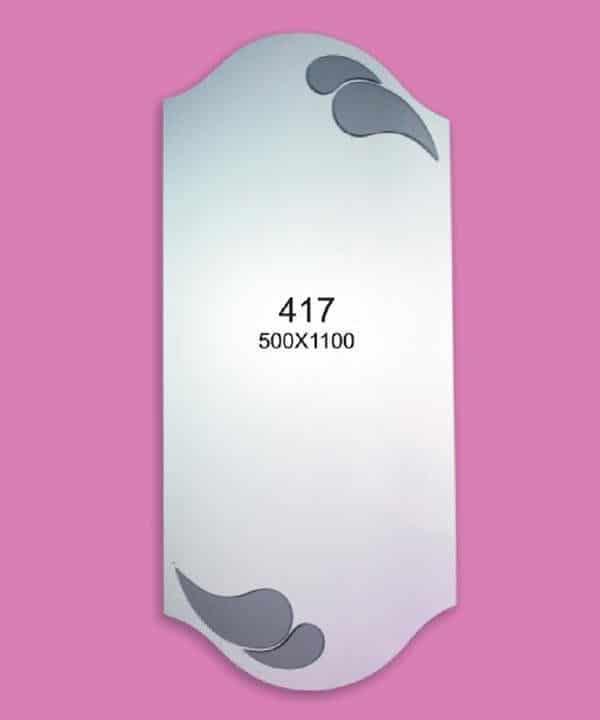 Зеркало для комнаты F417 (500х1100мм)