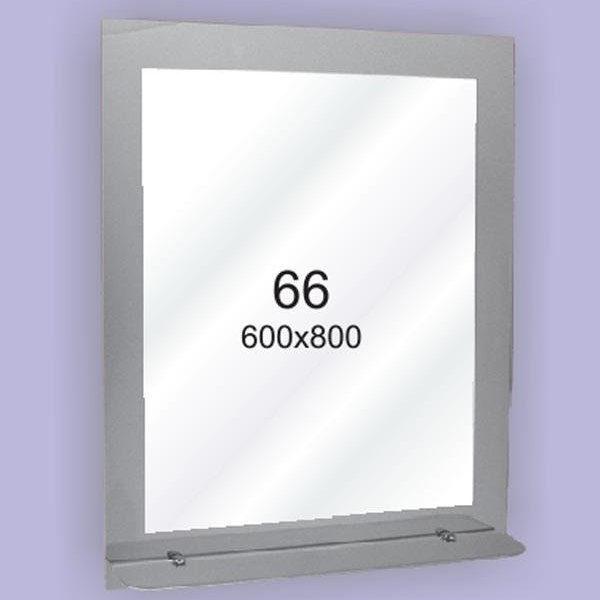 Зеркало для ванной комнаты F66 (600х800мм)
