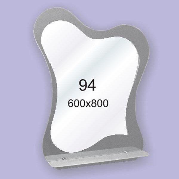 Зеркало для ванной комнаты F94 (600х800мм)